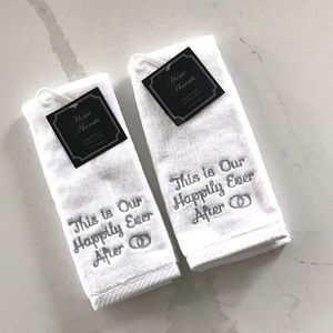 Home Accents Fingertip Towels